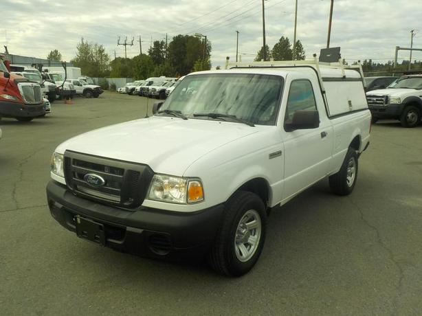 2011 Ford Ranger XL 2WD w/ Canopy