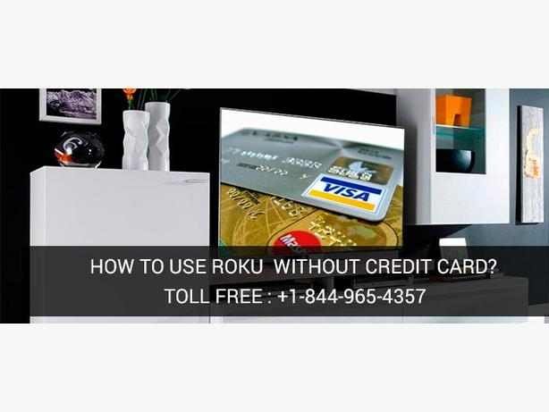 Link Roku without a Credit Card