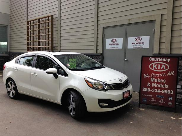 2013 Kia Rio SX *$200.00 gas card included*