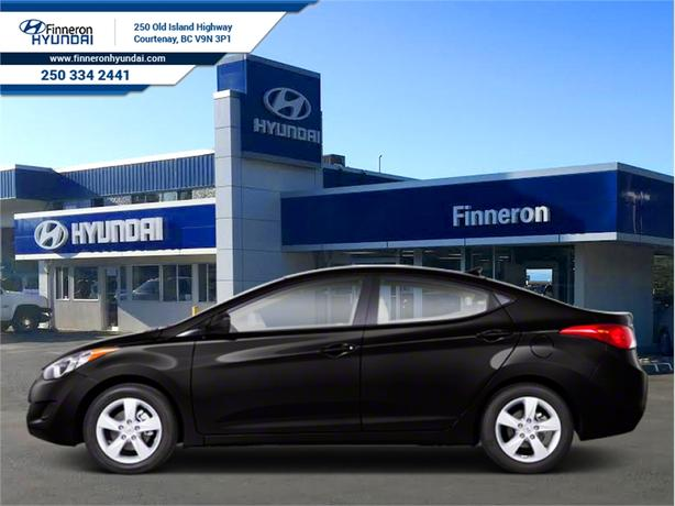 2012 Hyundai Elantra GLS  Sunroof, Alloy Wheels, Bluetooth