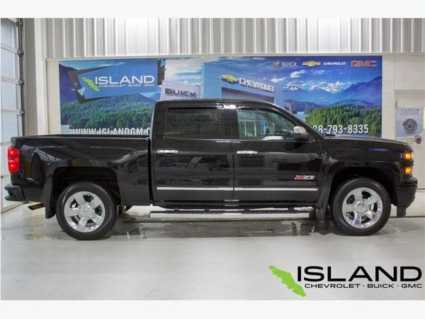 2015 Chevrolet Silverado 1500 2LT | 4WD | Dual Climate | Hill Descent Control |