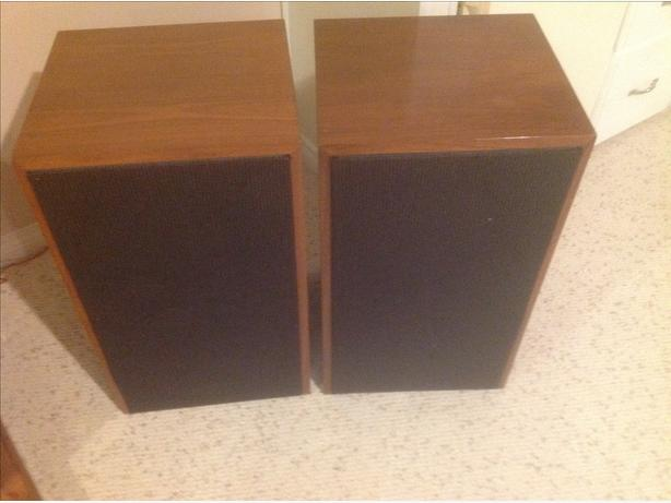 Pair of Electrovoice EV-16 speakers