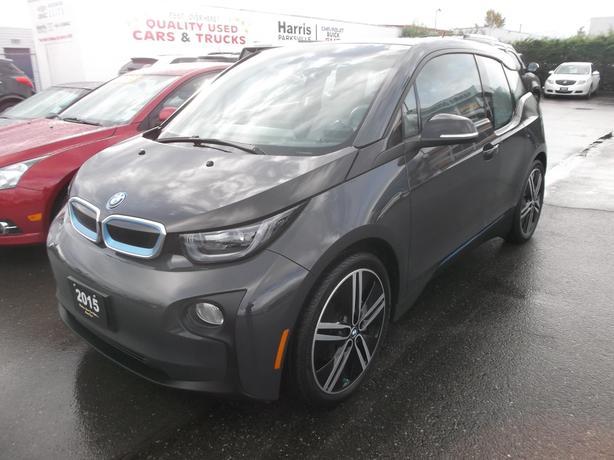 2015 BMW i3 HATCHBACK ELECTRIC CAR FOR SALE