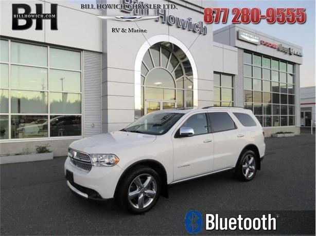 2011 Dodge Durango Citadel - Sunroof - Air - Tilt