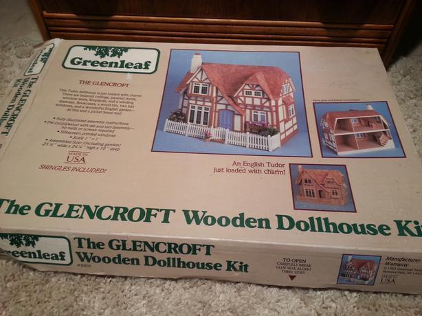 Greenleaf Tudor Hobby Doll House plus another