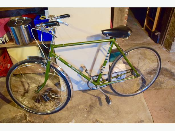 Glider Messenger Bike For Sale Victoria City Victoria