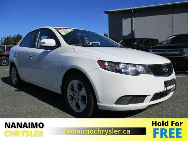 2010 Kia Forte 2.0L LX One Owner No Accidents