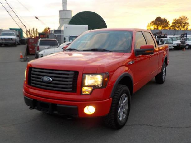 2011 Ford F-150 FX4 SuperCrew 6.5-ft. Bed 4WD