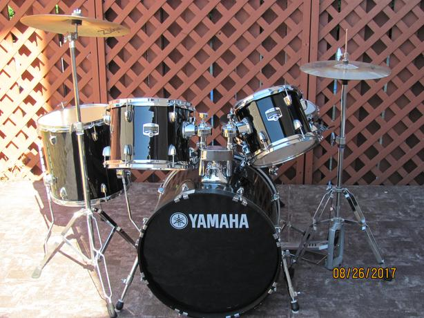 Yamaha Gig Maker drums