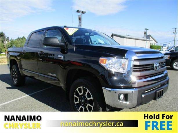 2015 Toyota Tundra SR5 One Owner No Accidents