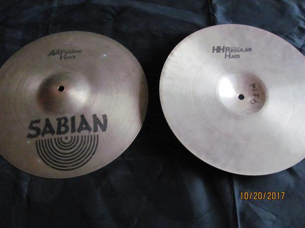 Sabian hi-hats