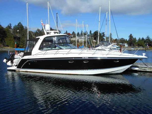 Formula 40 PC - Performance Cruiser For Sale - Ghost of Oak Bay