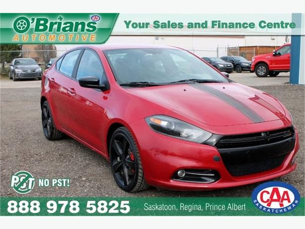 2014 Dodge Dart SXT - No PST!