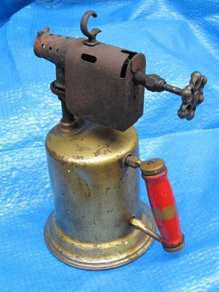 $25 · OLD PLUMBERS TORCH