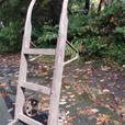 1 old hand truck