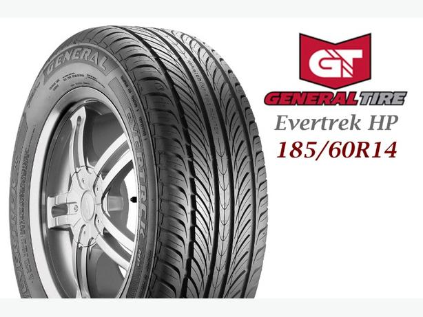 185 60R14 ~ General Evertrek HP