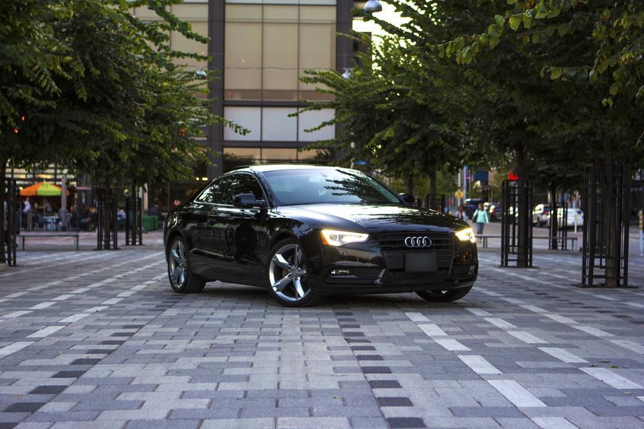 2014 Audi A5 Coupe Central Ottawa Inside Greenbelt Ottawa