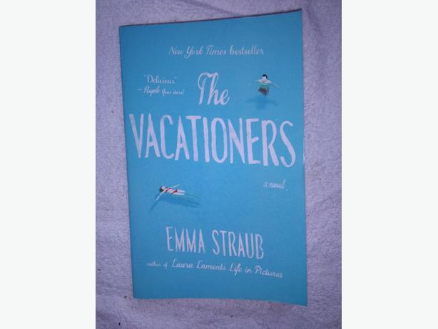 The Vacationers by Emma Straub-2014 New York Times Bestseller