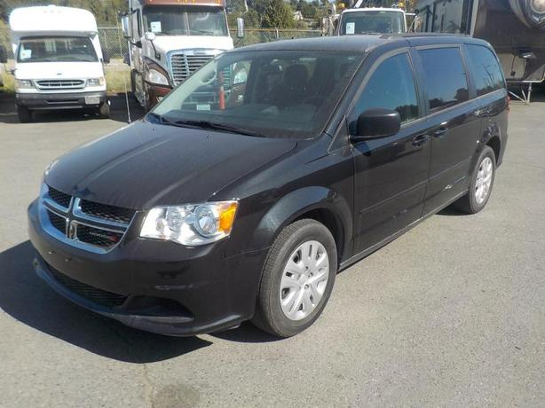 2016 Dodge Grand Caravan SXT Stow n' Go