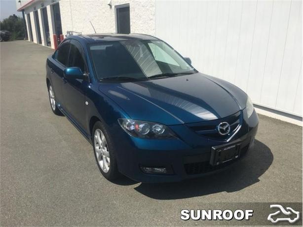 2007 Mazda Mazda3 GS  Power Sunroof - Manual - AC