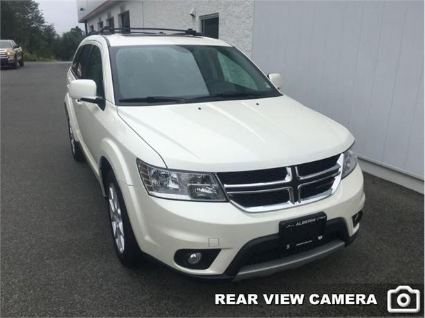 2014 Dodge Journey SXT  Power Sunroof - 3rd Row Seating