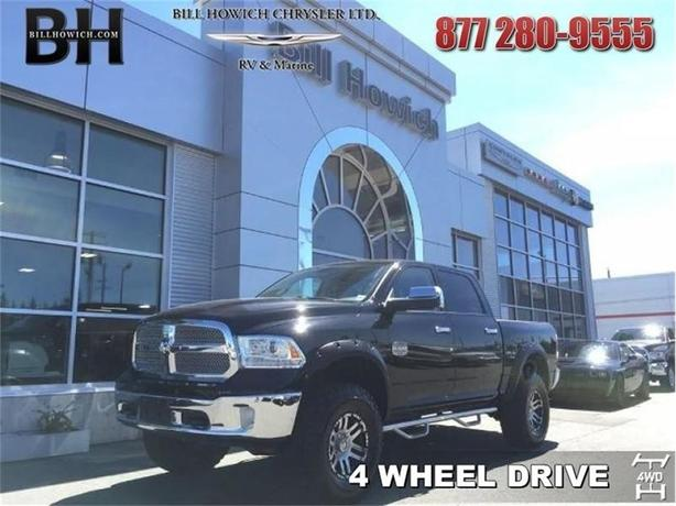 2013 Ram 1500 Laramie Longhorn - Bluetooth -  Remote Start - $26