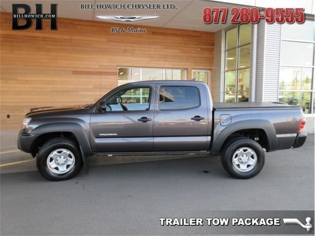 2012 Toyota Tacoma Doublecab - Air - Tilt - Cruise - $184.00 B/W
