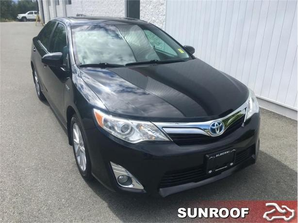 2012 Toyota Camry Hybrid XLE   - Certified - Navigation - JBL Stereo
