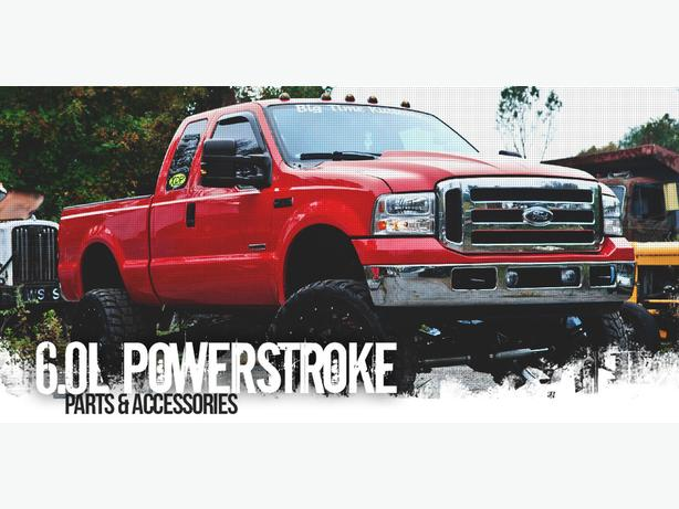 Ford 2008-2010 Powerstroke 6.4L Synthetic Oil and Filters