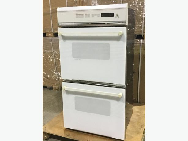 JENN-AIR DOUBLE WALL OVEN – top oven is convection - $200 obo