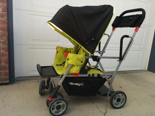 Joovy Caboose *Ultralight* Sit/Stand Tandem Stroller
