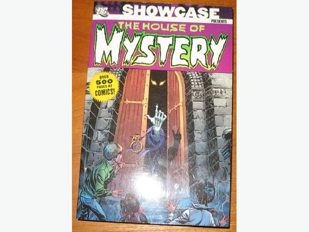 The House of Mystery - DC Comics - Volume 1