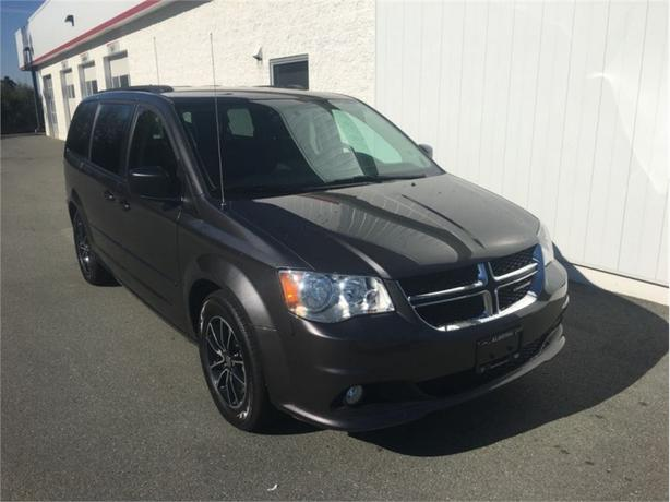 2016 Dodge Grand Caravan SXT  Stow N Go - Rear DVD
