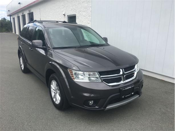 2016 Dodge Journey Limited  Navigation - Rear Seat Video Group