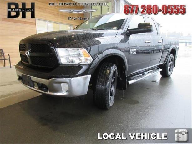 2014 Ram 1500 SLT - Air - Tilt - Cruise - $181.74 B/W