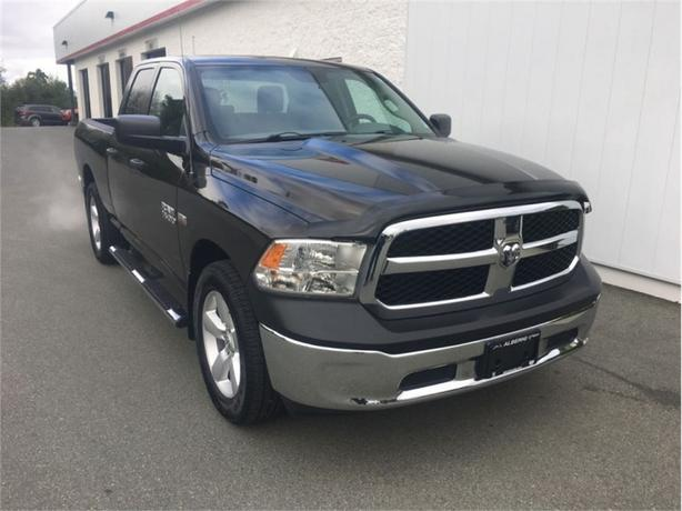 2014 Ram 1500 ST  Running Boards - Spray-in Liner