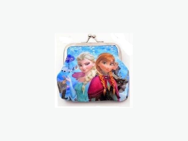 New Frozen Elsa Anna Coin Purse $7