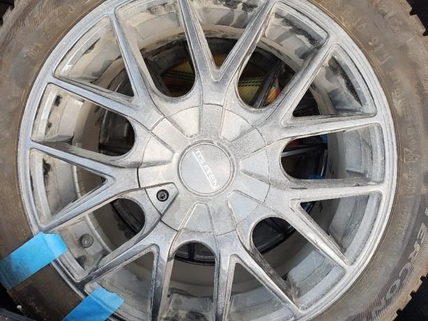 Used Tires Winnipeg >> Used Continental Winter Tires W Rims Downtown Winnipeg Including