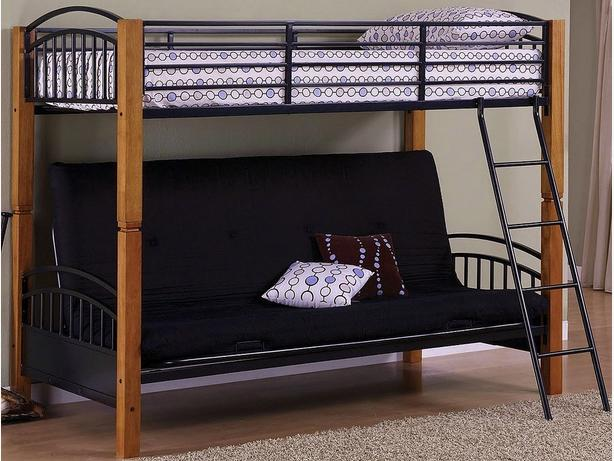 HIGH END FUTON BUNK BED