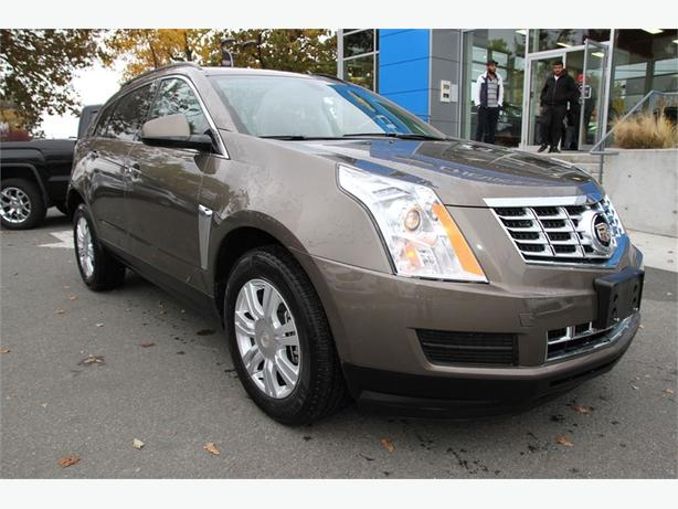 2014 Cadillac SRX Base, One owner low KM