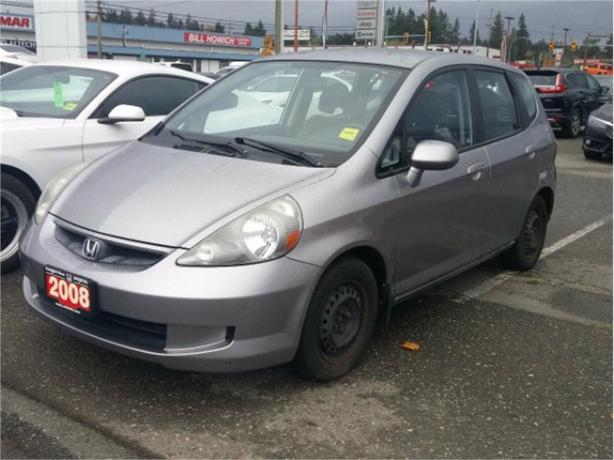 2008 Honda Fit LX
