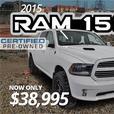 2015 Ram 1500 Sport