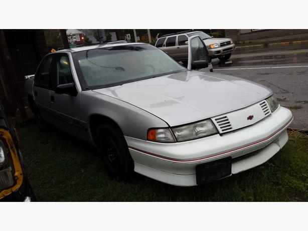 PRICE DROP!!  1992 Chevy Lumina 4-door Sedan, **new battery. Good & reliable!