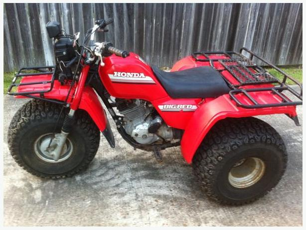 WANTED: 1985 Honda Big Red Trike Or Other ATV