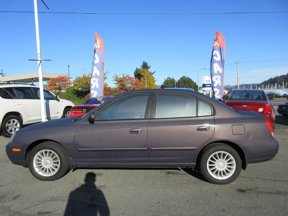 On Sale 2003 Hyundai Elantra Ve 118 Km Outside