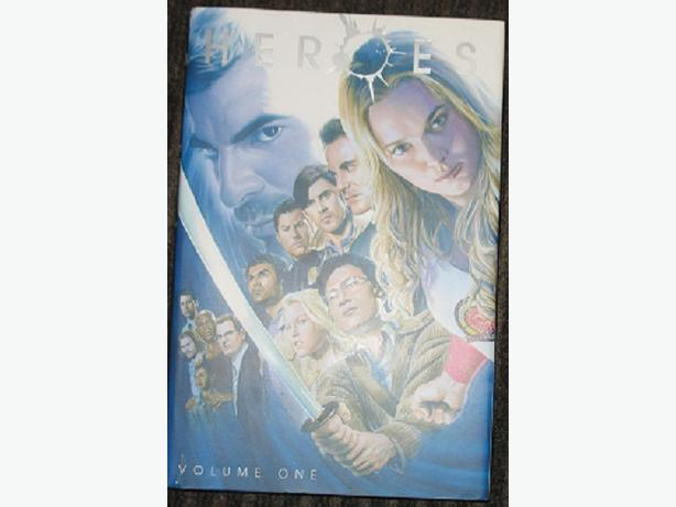 Heroes - Volume One - Hardcover Graphic Novel