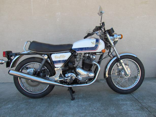 Norton Motorcycle wanted MKIII any condition considered.