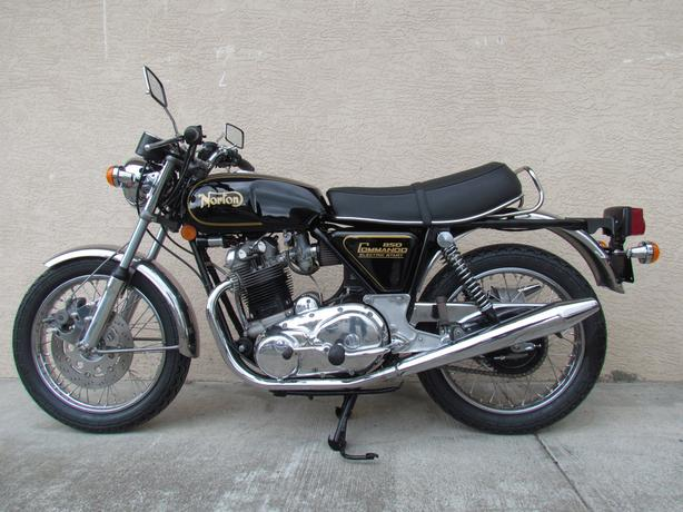 Motorcycle collector looking for Classic or vintage motorcycles.