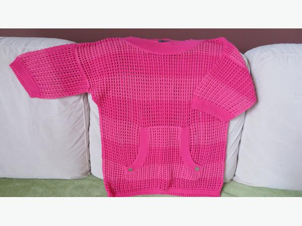 PInk Armani Exchange sweater