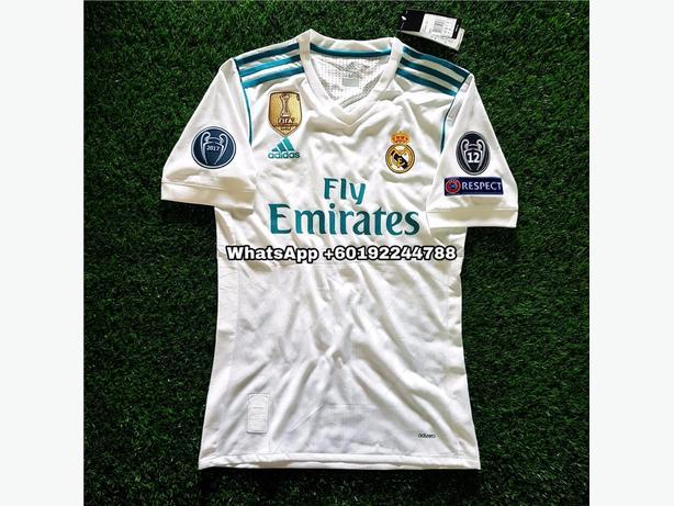 brand new 8580a e385e Real Madrid ronaldo full patch jersey. Victoria City, Victoria